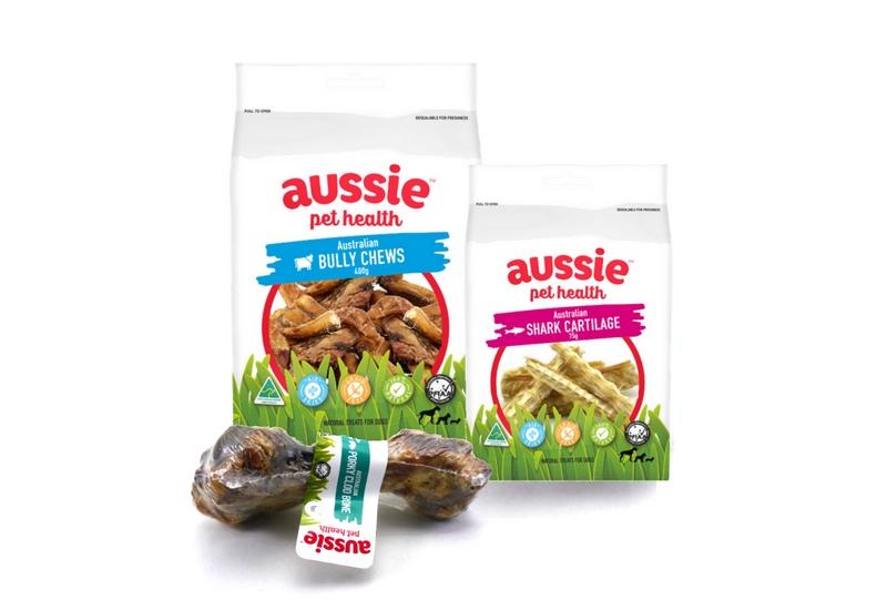 Australian Natural Dog Treats