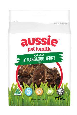 kangaroo JERKY bag