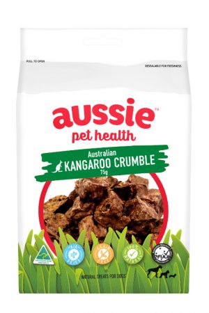 kangaroo crumble bag